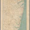Road map of 'he sea coast of Monmouth & Ocean Co.'s, N.J.