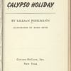 Calypso Holiday