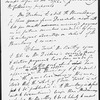Agreement between Richard Bentley and Charles Dickens relating to editing of Bentley's Miscellany, Oliver Twist and Barnaby Rudge. Manuscript. In Richard Bentley's hand. Paper watermarked 1837