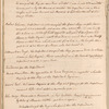 New York City Mayor's Court trial minutes