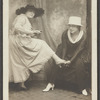 Publicity photographs of Vaudeville performers Sophie Tucker  and Belle Baker