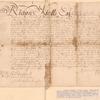 Patent to Albert Cornelissen for land in Brooklyn