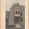 Ahmadia Moslem Mosque and Mission House, 4448 Wabash Avenue, Chicago, Ill., U.S. Amer. Vol. 1, no. 6, p. 126