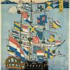 Dutch ship entering harbor