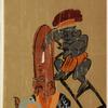 The God of Wealth and the God of Happiness (Fukuro Kuju)