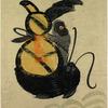 Gourd, monkey and catfish