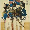 Russian officials in Nagasaki in 1855