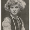 Publicity photograph of Justine Johnstone as published in Town and Country, March 20, 1921, p. 27