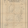 Atherton, St. Lawrence County, New York, township no. 3, great lot no. 2, Macomn's purchase: survey commenced in 1853 by J.E. Potter, & completed in the winter of 1857-8 by Edwin A. Merritt