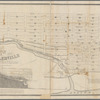 Map of Schuylerville: exhibiting the location of its canals and basins together with Fish Creek which gives very extensive water power and affords great facilities for manufacturing purposes
