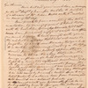 Andrew Jackson to a committee of the 79th Tennessee Militia