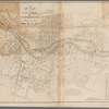 Map of the village of Watertown in Jefferson County, N.Y.