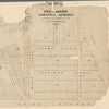Map of pr[op]erty of Union Avenue, Saratoga Springs: as laid out into building lots