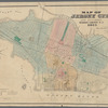 Map of Jersey City and environs, Hudson County, N.J.