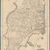 Harrison's map of Jersey City and Hoboken, Hudson County, N.J.