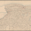 Preliminary geologic map of New York, exhibiting the structure of the state so far as known