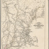 General map accompanying the report on surveys for the New-York, Housatonic, & Northern Rail-road and its connections, 1864