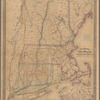 Rail road map of New England, Canada, & eastern N.Y. compiled from the most authentic sources