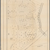 Plan of cemetery of the Evergreens, New Lebanon, N.Y.