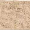 Andrew Jackson to Robert Weakley