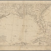 A map of East and West Florida, Georgia, and Louisiana: with the islands of Cuba, Bahama, and the countries surrounding the Gulf of Mexico, with the tract of the Spanish galleons, and of our fleets thro' the Straits of Florida, from the best authorities