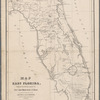 Map of East Florida, reduced from the map compiled by Capt. John Mckay & Lieut. J.E. Blake and published by order of the Senate of the U. States, for Drake's Book of the Indians