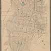 Map of Jersey City and Hoboken, Hudson County, N.J.