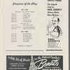 Program for Washington, D.C. tryout at National Theatre