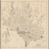 Map of the city of Washington showing location of fatal cases of zymotic diseases for the year ending June 30, 1894
