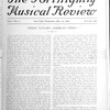 The Fortnightly musical review, Vol. 1, no. 6