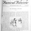 The Fortnightly musical review, Vol. 2, no. 1
