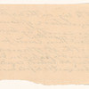 Andrew Jackson to William B. Lewis