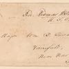 Thomas H. Benton to William B. Lewis