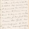 Martin Van Buren to William B. Lewis