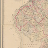 Topographical map of the state of New Jersey: from actual surveys and official records