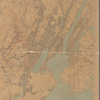 A topographical map of a part of northern New Jersey: from surveys and levelings made and local surveys corrected by Geo. W. Howell, C.E., and C.C. Vermeule, C.E., upon a projection made by the U.S. Coast and Geodetic Survey