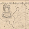 Fac simile of Holmes' map of the province of Pennsylvania: with the names of the original purchasers from William Penn, begun in 1681