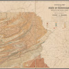 Geological map of the state of Pennsylvania