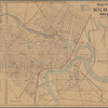 Map of the City of Wilmington, Delaware: engraved specially for Gopsill's Wilmington city directory, 1898