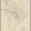 Map of proposed main sewerage and drainage works for the improvement of the sanitary condition of the District of Columbia: Project No. I, all sewage pumped, recommended