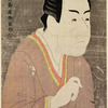 Portrait of the actor Ichikawa Monnosuke II as Date no Yosaku