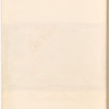 """Mounted ink drawing of a pastoral scene, signed """"C.H.P."""", leaf 6 (recto)"""