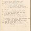 "Manuscript copy of Archbishop Whatley's ""Epitaph on Buckland"", leaf 10 (recto-verso)"