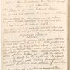 Manuscript notes on ruins observed at Port-Royal-des-Champs, leaf 16 (verso)