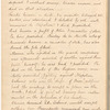 """Manuscript extract from The Edinburgh Review, beginning """"The conspiracy which established a military government in France called forth several men who have played a rather remarkable part in public life …"""", leaf 26 (recto-verso)"""