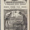 Risen from the dead; or, The medical student, front cover
