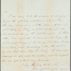 Autograph letter signed to Sir Timothy Shelley,  6 August 1822