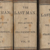 Spine labels of the three volumes