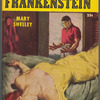 Frankenstein: The greatest horror story of them all, [Front cover]