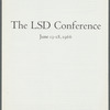 Lifelong Learning: The LSD Conference